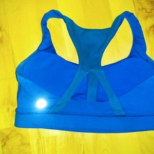 Lululemon athletic sports bra size small to medium
